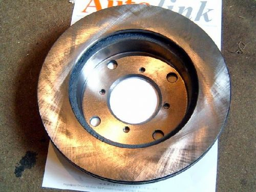 Brake disc, front, Cappuccino, Justy,